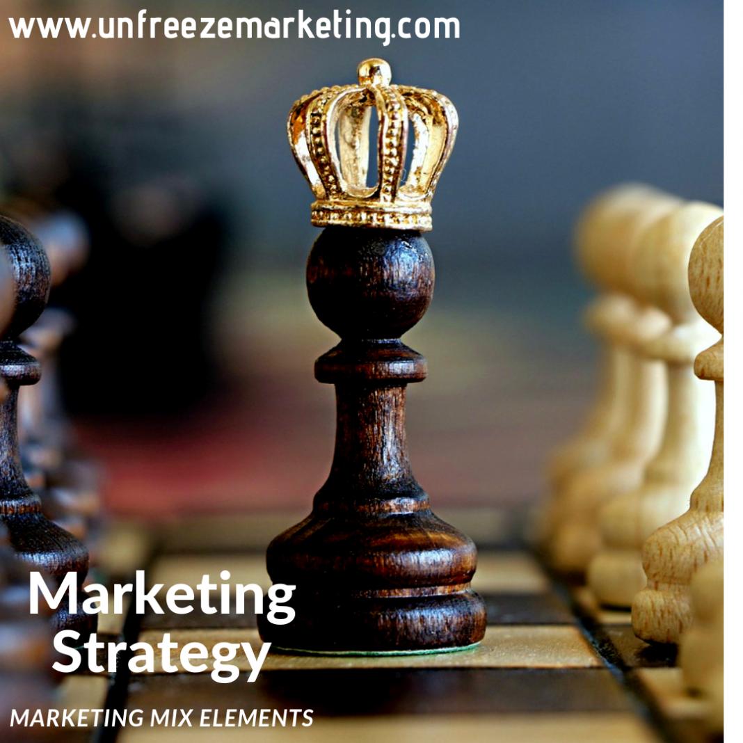 Applying Marketing Mix Elements